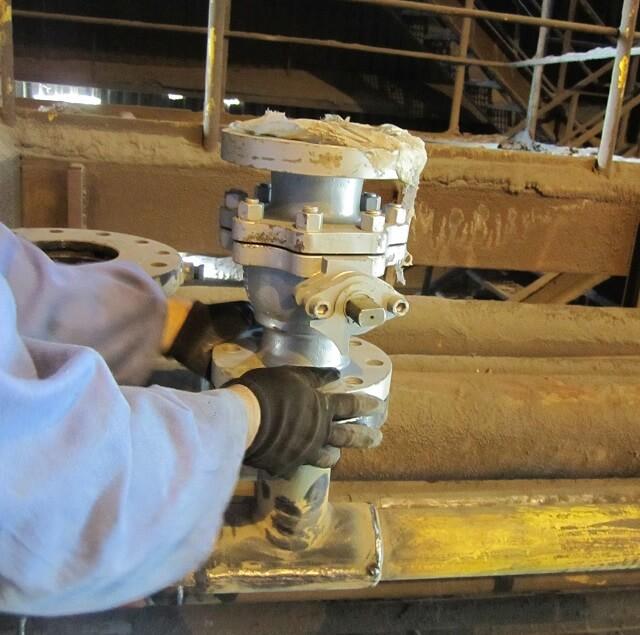 استاپل فولاد خوزستان
